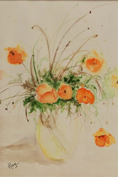 Poppies Two