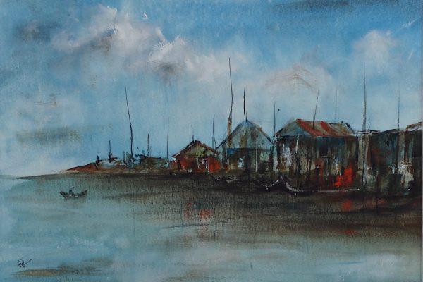 Asian Fishing Village