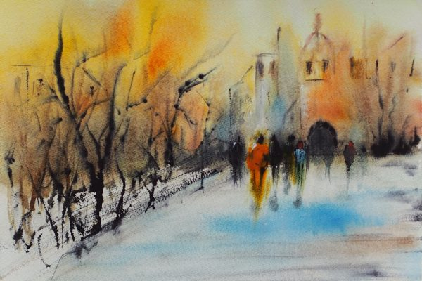 Winter Walk Two